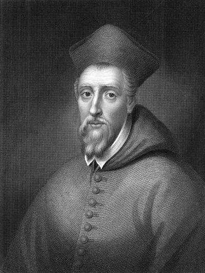 William Allen (1532-159), English Prelate--Giclee Print