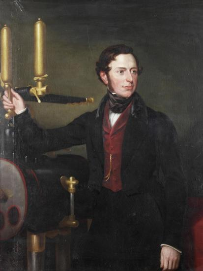 William Armstrong-James Ramsay-Giclee Print