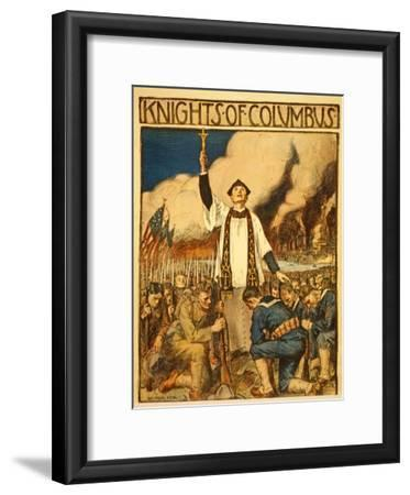 Knights of Columbus, Published 1917
