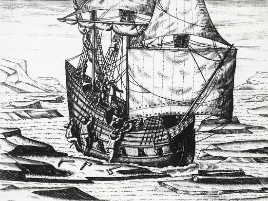 William Barents--Giclee Print