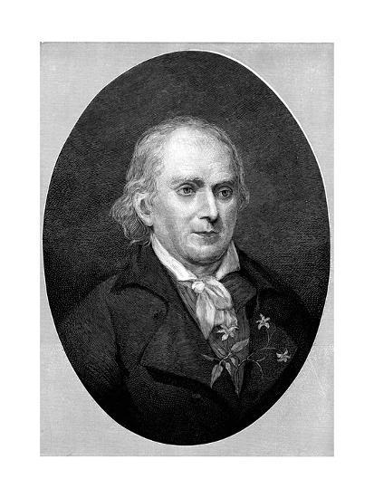 William Bartram (1739-182), American Naturalist, 1896--Giclee Print