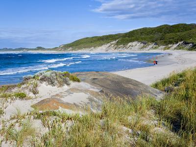 William Beach, William Bay National Park, Nr Denmark, Western Australia-Peter Adams-Photographic Print