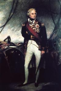 Lord Nelson, C1797-1805 by William Beechey