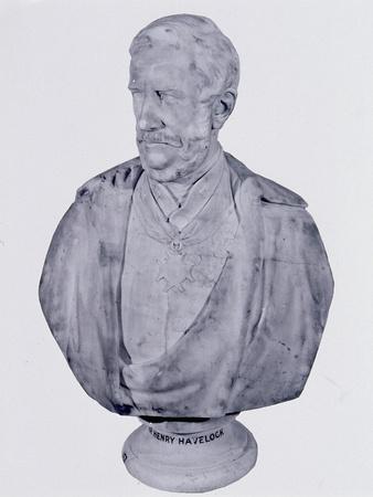 Major General Sir Henry Havelock, 1858