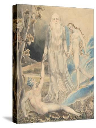 Angel of the Divine Presence Bringing Eve to Adam, c.1803