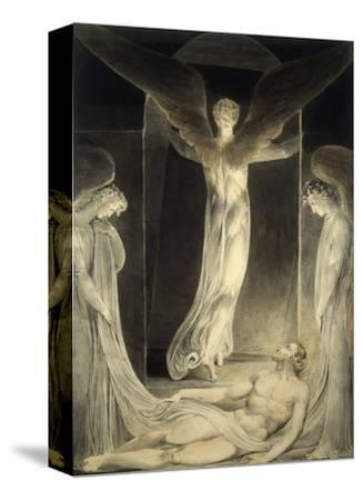 Angels Rolling away the Stone from the Sepulchre