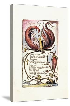 Infant Joy, 1789