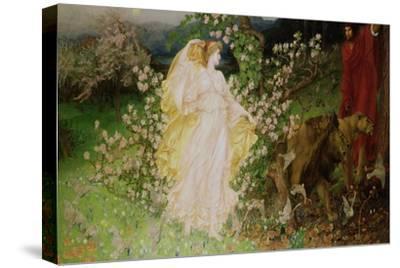 Venus and Anchises, 1889-90