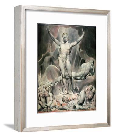 Satan Arousing the Rebel Angels, 1808
