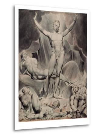 Satan Arousing the Rebel Angels