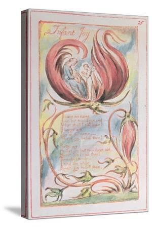 Songs of Innocence, Infant Joy, 1789