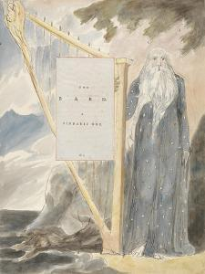 The Bard by William Blake
