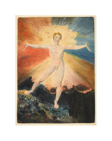 The Dance of Albion by William Blake