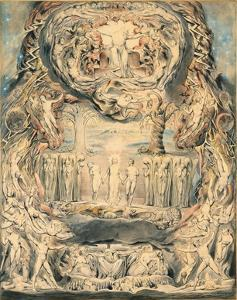 The Fall of Man by William Blake