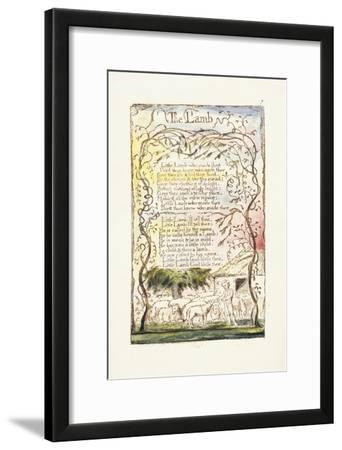 The Lamb, 1789