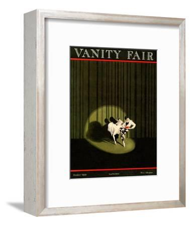 Vanity Fair Cover - October 1921