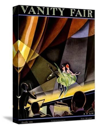 Vanity Fair Cover - October 1924