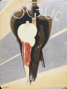 Vogue - November 1926 by William Bolin