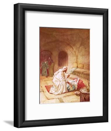 Jesus Reviving Jairus's Daughter