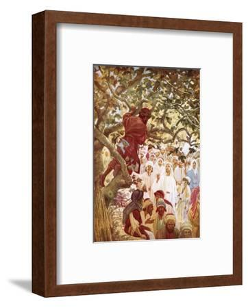 Jesus Summoning Zacchaeus the Publican to Entertain Him at His House