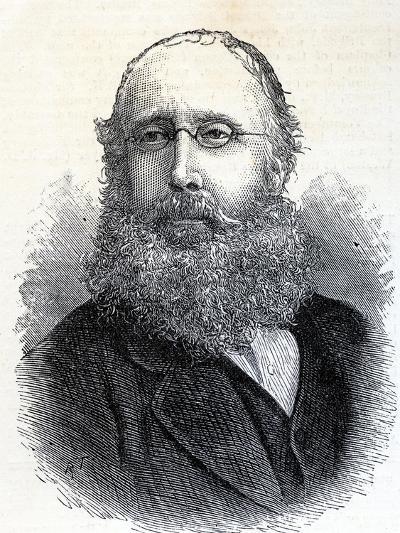 William Bromley-Davenport--Giclee Print