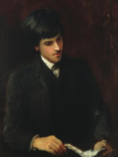 William Butler Yeats, 1886-John Butler Yeats-Giclee Print