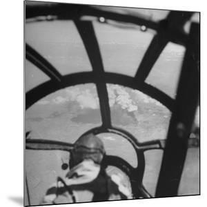 Bombardier in B-29 Bombing Raid Ansham, Manchuria During WWII by William C. Shrout