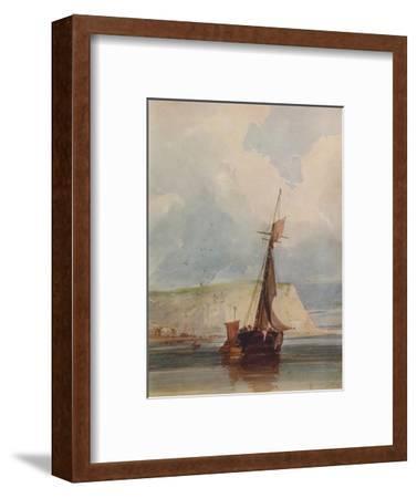 Fishing Boats of the Headland, c1841