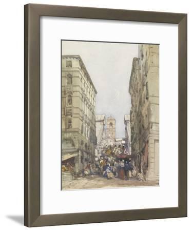 The Rialto, August 1846