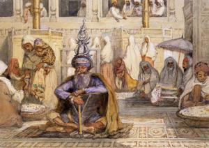 Akali Sikh by William Carpenter