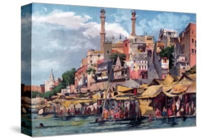 Benares, India, 1857