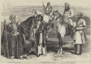 Native Officers and Soldiers in the East India Company's Service by William Carpenter