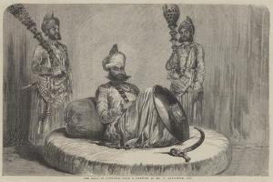 The Rana of Oodipoor by William Carpenter
