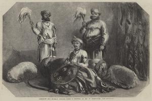 Tookajee Rao Holkar, Indore by William Carpenter