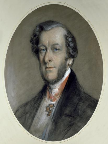 William Cavendish, 6th Duke of Devonshire-Sir Francis Grant-Giclee Print