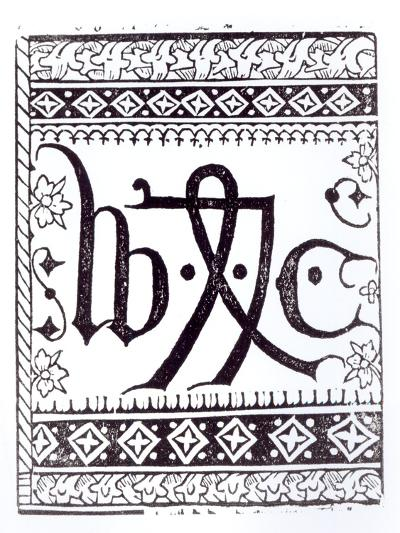 William Caxton's--Giclee Print