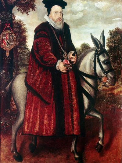 William Cecil, 1st Baron Burghley (1520-159), English Statesman--Giclee Print