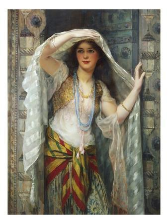 Safie, One of the Three Ladies of Bagdad