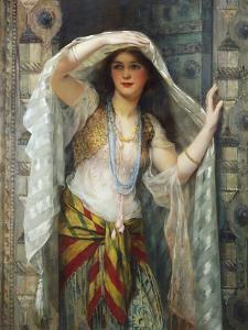 Safie, One of the Three Ladies of Bagdad by William Clarke Wontner