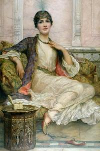 The Jade Necklace, 1908 by William Clarke Wontner