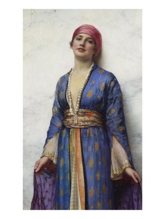 Yasemeen from the Arabian Nights, 19th Century