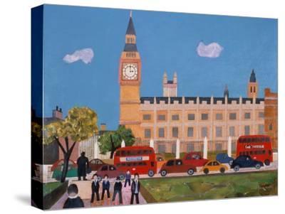 Big Ben and Parliament Square