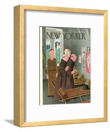 The New Yorker Cover - August 12, 1944