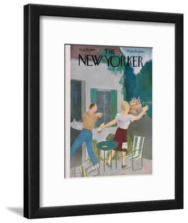 The New Yorker Cover - August 26, 1944