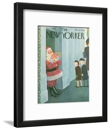 The New Yorker Cover - December 14, 1946