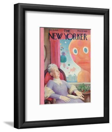 The New Yorker Cover - November 24, 1934