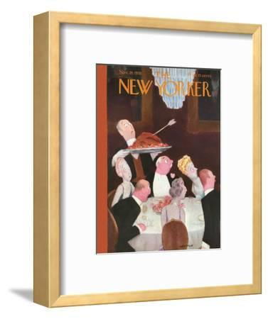 The New Yorker Cover - November 26, 1938