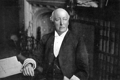 William Court Gully, Speaker of the House of Commons, C1905--Giclee Print