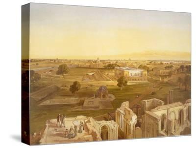 Lucknow, from 'India Ancient and Modern', 1867 (Colour Litho)