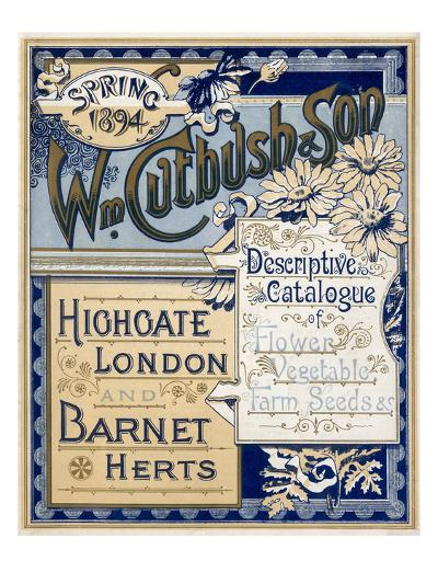 William Cutbush and Sons-William Cutbush and Sons-Giclee Print
